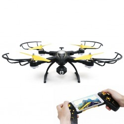 JJRC H39WH CYGNUS με WIFI FPV 720p HD CAMERA / Height Holding / Headless Mode