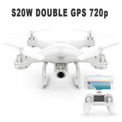 SJRC S20W DOUBLE GPS HD 720p