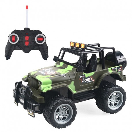 1/18 RC OFF-ROAD CAR 20km/h 30min Running - ACU CAMOUFLAGE