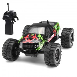 1/32 9115M ROCK CRAWLER OFF-ROAD RACING TRUCK - BLACK