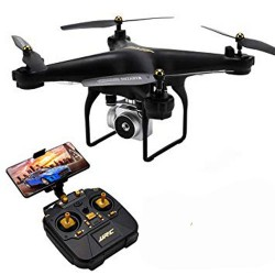JJRC BELLWETHER H68 720p HD 20min FLIGHT - BLACK