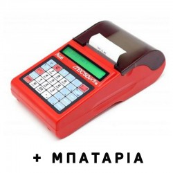 DATATEC ACLAS DTEC-50 EXTRA (RED) ΜΕ ΜΠΑΤΑΡΙΑ
