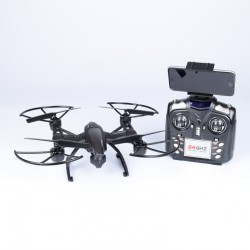JXD PIONEER UFO με WIFI FPV CAMERA / Αυτόματη επιστροφή & προσγείωση / Height Holding / G-Sensor / Headless Mode